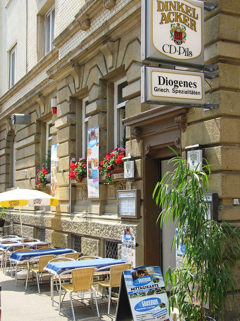 Taverne Diogenes Stuttgart