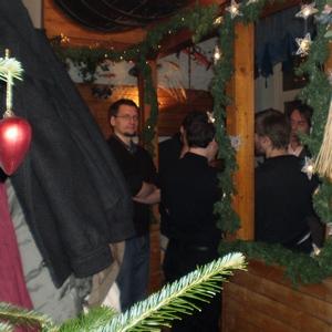 Weihnachtsfest der Uni Stuttgart